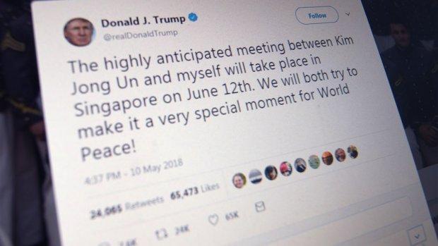 Rechter: Trump mag volgers op Twitter niet blokkeren