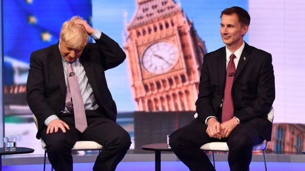 Johnson vs. Hunt: Johnson wijst wegsturen parlement niet af