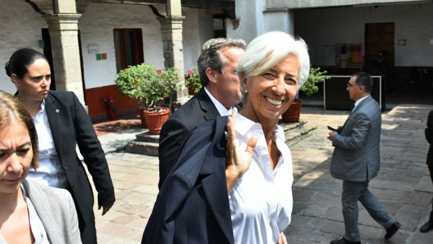 Ministers van Financiën EU akkoord met Lagarde als baas van ECB