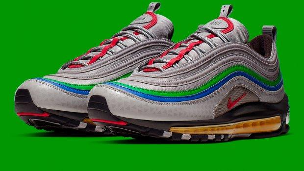Nike brengt 'Nintendo 64-sneakers' op de markt