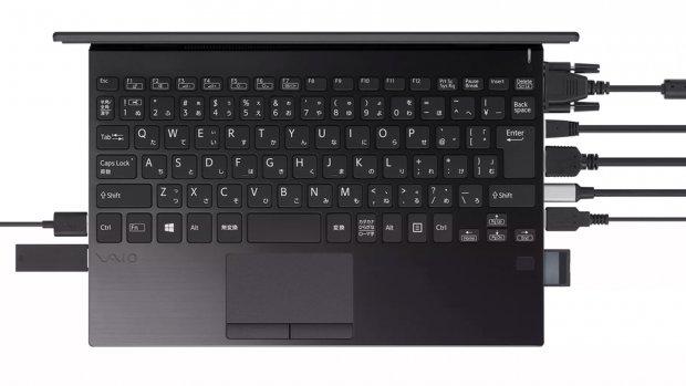 Deze kleine laptop heeft wél alle poorten