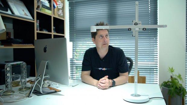 Review Dyson Lightcycle: hoe slim kan een lamp zijn?