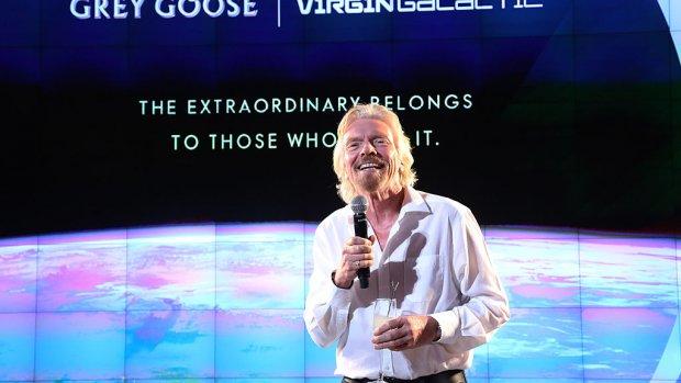 'Ruimtetoerismebedrijf Virgin Galactic gaat naar de beurs'