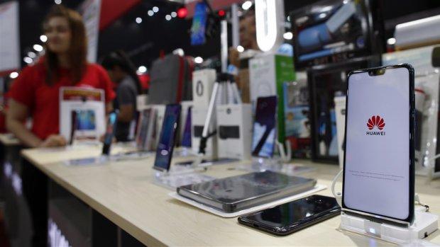 VS versoepelt ban op verkoop aan Huawei