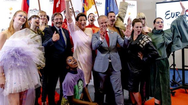 Steden stellen zich officieel kandidaat voor songfestival