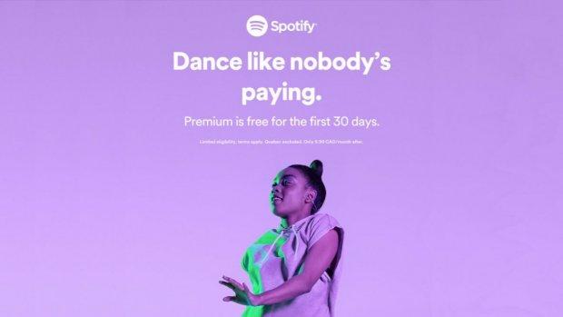 Muzikanten boos op Spotify om 'misplaatste' slogan
