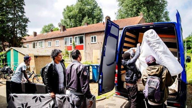 Krakers binnen drie dagen weg: 'Fantastisch initiatief'