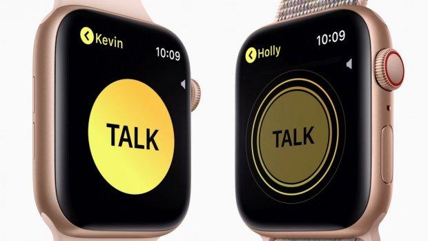 Apple zet walkietalkie-functie Watch uit om afluistergevaar