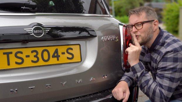 Review Mini Countryman Plug-in: niet klein, toch fijn