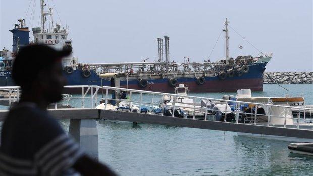 Officieel verzoek VS om Straat van Hormuz te beveiligen
