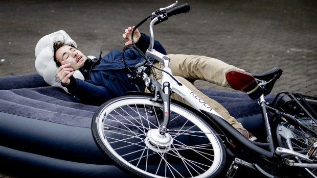 E-bikeproducent wilde lagelonenlanden verslaan, is nu failliet