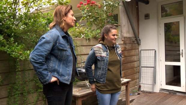 Wel een baan en nu ook een huis: economisch dakloze Mabel krijgt onderdak
