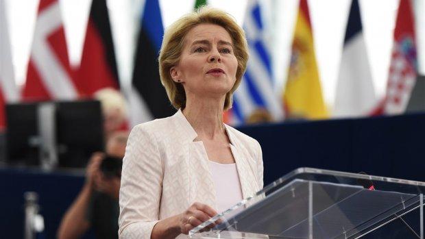 Ursula von der Leyen is nieuwe voorzitter Europese Commissie