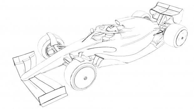 Auto's aangepast voor meer spanning in Formule 1