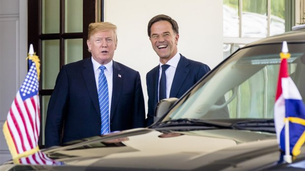 Hierover gaat Mark Rutte vandaag in gesprek met Donald Trump
