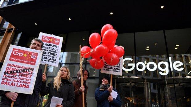 Google: we werken niet samen met het Chinese leger