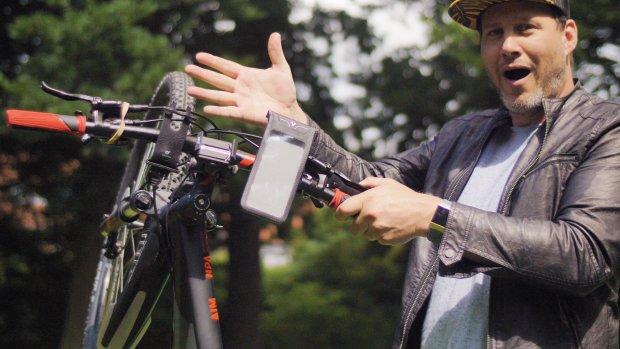 Getest: de beste telefoonhouder op de fiets?
