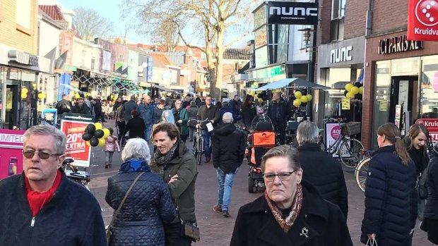 Winkelleegstand dwingt creatief te zijn: 'Lok mensen naar je stad'