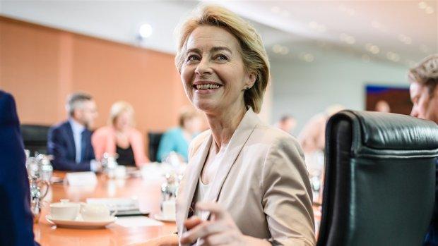 Deze ambitieuze plannen heeft Ursula von der Leyen voor de EU