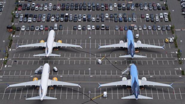 Boeing reserveert 5 miljard voor compensatie 737 MAX-ellende