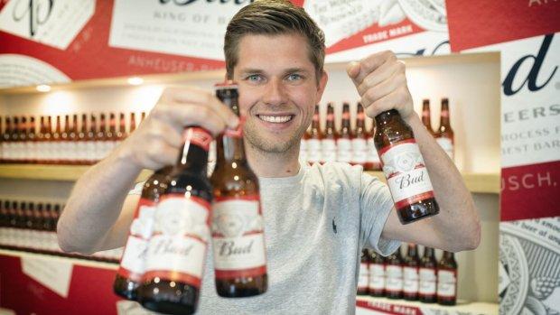 Budweiser wil Nederlandse markt bestormen en 'opfrissen'