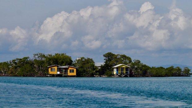 Compleet Caribisch eiland te koop voor nog geen vier ton