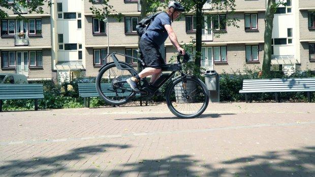 Getest: deze e-bike heeft een ABS-remsysteem