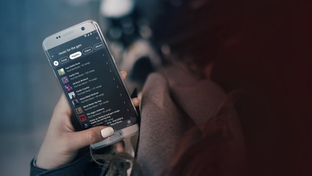 YouTube Music wisselt naadloos tussen muziek en videoclip