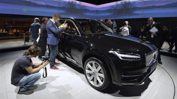 Volvo roept half miljoen auto's terug om brandgevaar