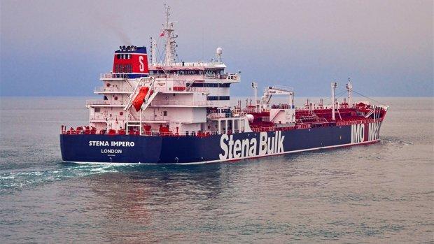 Iran: Britse tanker negeerde noodsignaal van vissersboot
