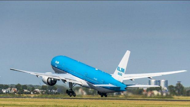 Vervuilerskorting bij KLM: langer vliegen, goedkoper ticket