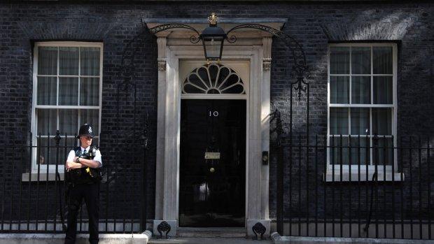 Kijk mee naar de bekendmaking van de nieuwe Britse premier