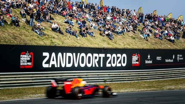 F1-kaartjes voor Zandvoort toegewezen: handel barst los op Marktplaats