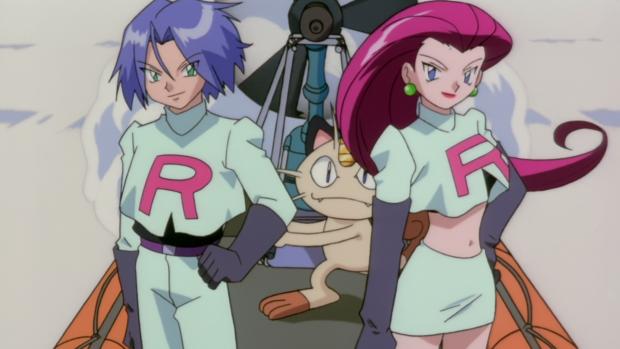 Pokémon Go laat spelers tegen Team Rocket vechten