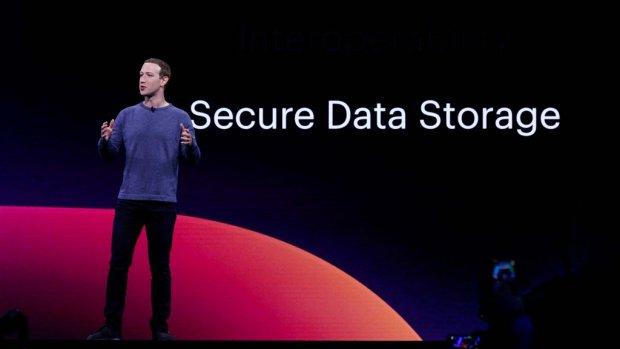 Recordboete van 5 miljard dollar voor Facebook