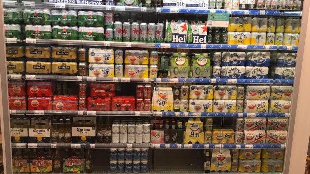 Hitte maakt dorstig: veel meer alcoholvrij bier verkocht