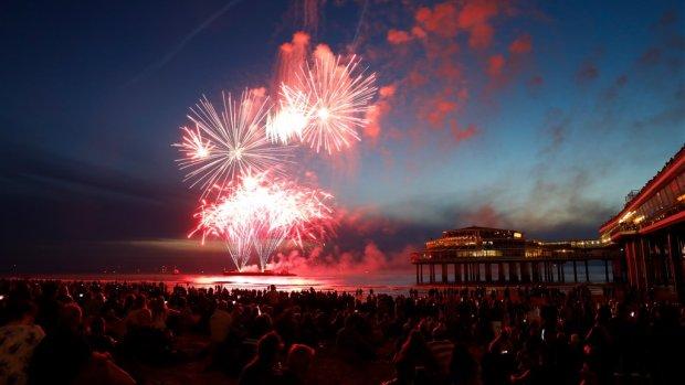 Dit jaar geen vuurwerkfestival Scheveningen