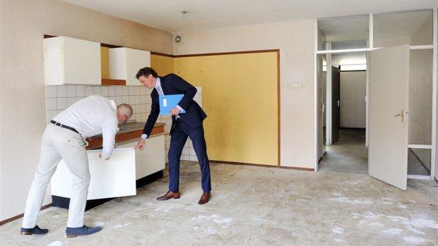Haast op huizenmarkt: woningen nog nooit zo kort te koop