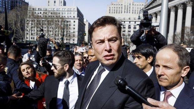 Tesla draait weer verlies, beleggers in afstrafmodus