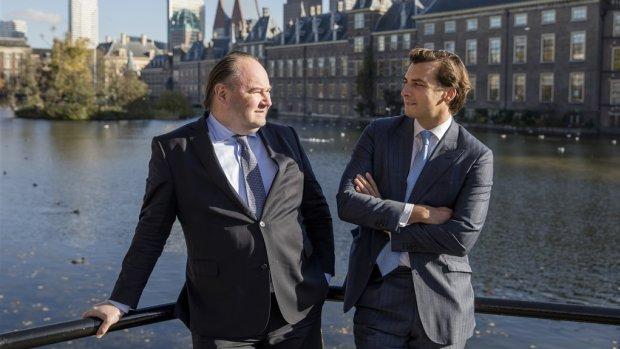 Geroyeerde penningmeester Otten: 'Baudet gebruikte partijgeld voor vakantie'