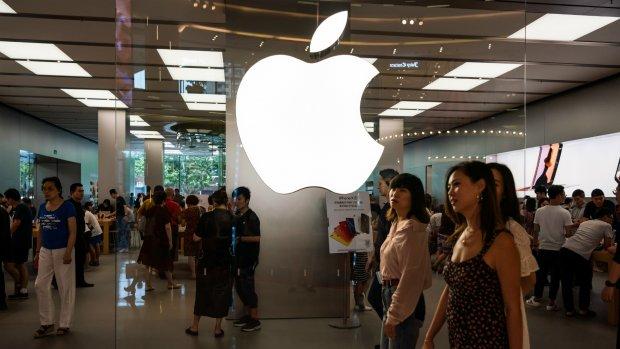 Apple verwijdert pro-Hongkong-apps na kritiek China