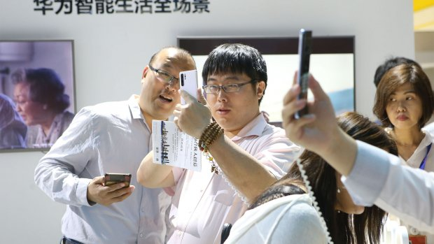 Omzet Huawei stijgt 23 procent: zaken gaan 'soepel'
