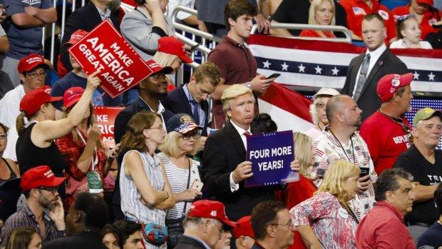 Four more years? Economische bloei cruciaal voor tweede termijn Trump