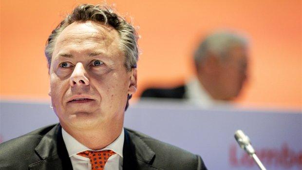 ING-klanten woedend na rente-uitspraken topman Hamers