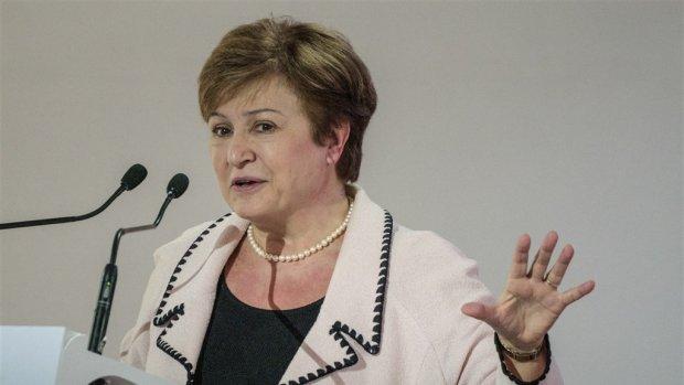 Kristalina Georgieva voorgedragen door EU als IMF-directeur, Dijsselbloem verliest