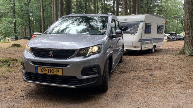 Duurtest Peugeot Rifter: de paden op, de lanen in