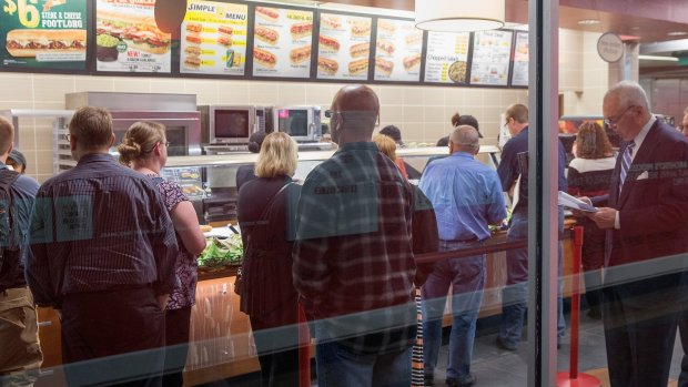 Subway zet broodje met veganistische gehaktballen op menu