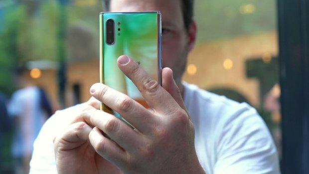 Samsung lost probleem onveilige vingerherkenning op