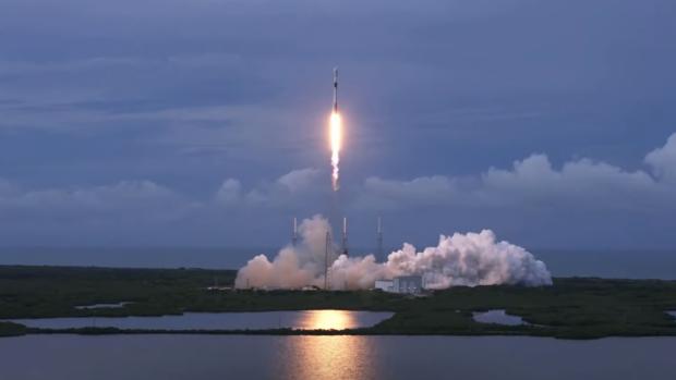 'Gratis lancering satelliet door SpaceX na explosie in 2016'