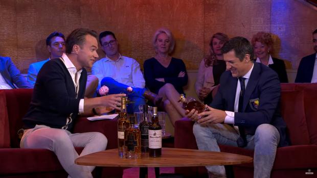 Michel Kappen heeft voor 65 miljoen aan zeldzame whisky's liggen